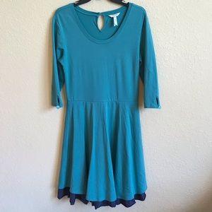Matilda Jane Teal Dress